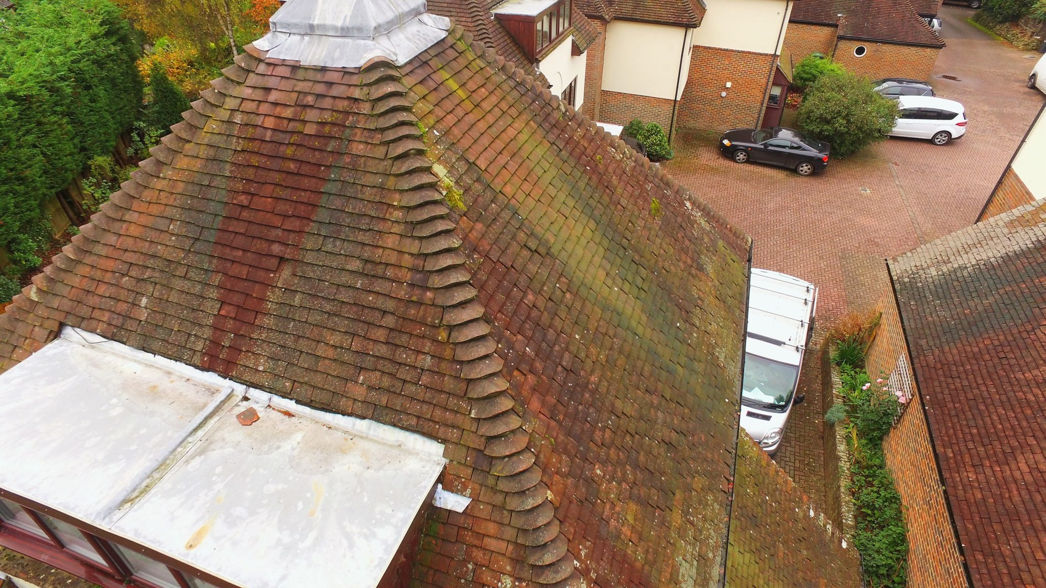 Drone Insurance Survey of Roof